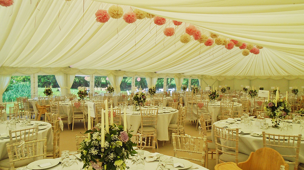 Marquee Hire Sussex | Wedding Marquees Across East & West Sussex